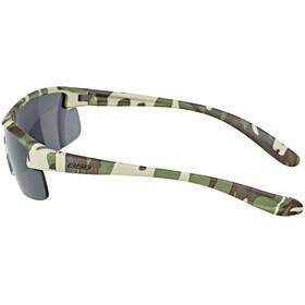 BBB Kids BSG-54 Sportbrille Camouflage matt grün